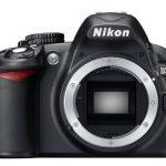 Nikon D 3100 inkl 18-55 VR
