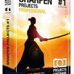 Sharpen Projects pro